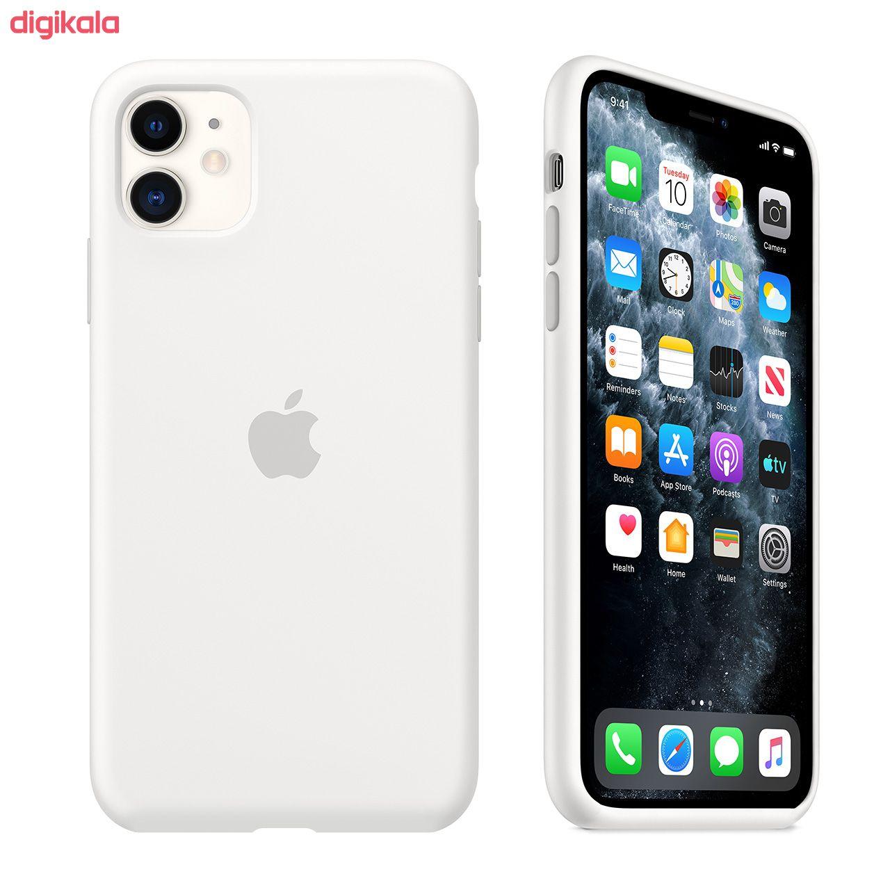 کاور وی کیس مدل Si01 مناسب برای گوشی موبایل اپل iPhone 11 main 1 1