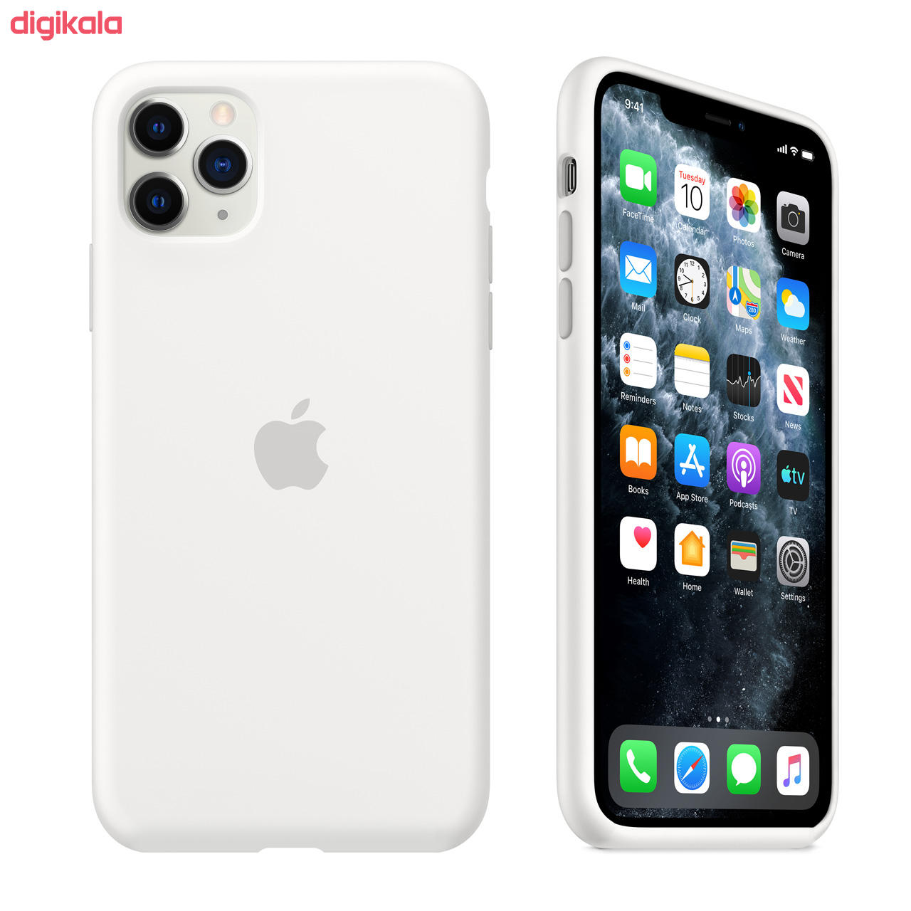 کاور وی کیس مدل Si01 مناسب برای گوشی موبایل اپل iPhone 11 Pro Max main 1 1