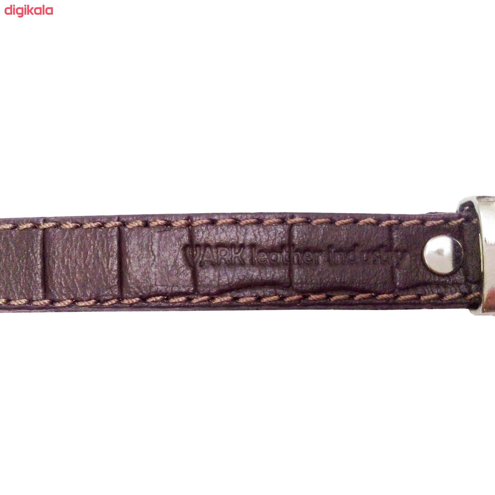 دستبند چرم وارک مدل پرهام rb43 main 1 9