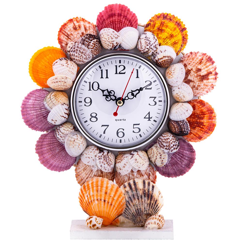 قیمت خرید ساعت رومیزی کد Art-Shell-Big-01 اورجینال