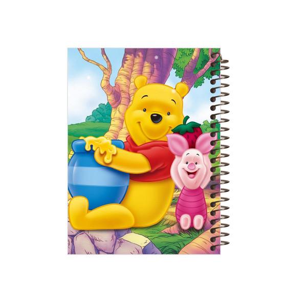 دفتر یادداشت مجنتا طرح POOH کد 62