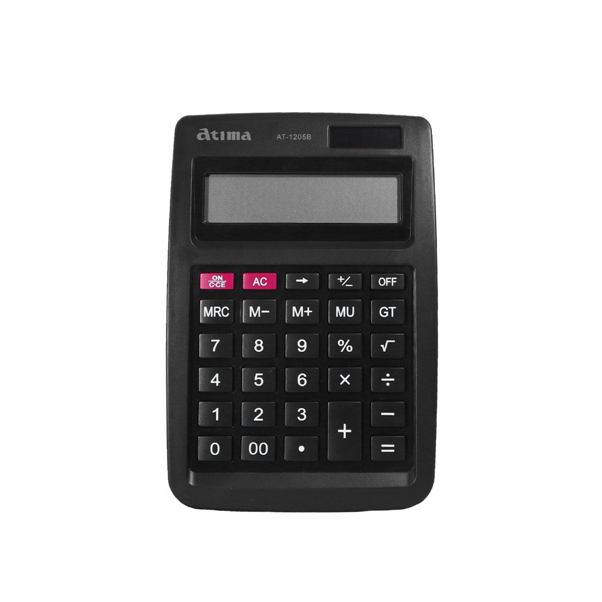 قیمت                      ماشین حساب آتیما مدل AT-1205B