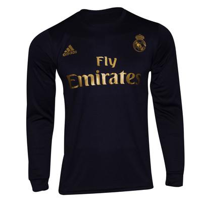 تصویر تیشرت ورزشی پسرانه طرح رئال مادرید کد 24
