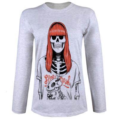 Photo of تی شرت آستین بلند زنانه کد M15