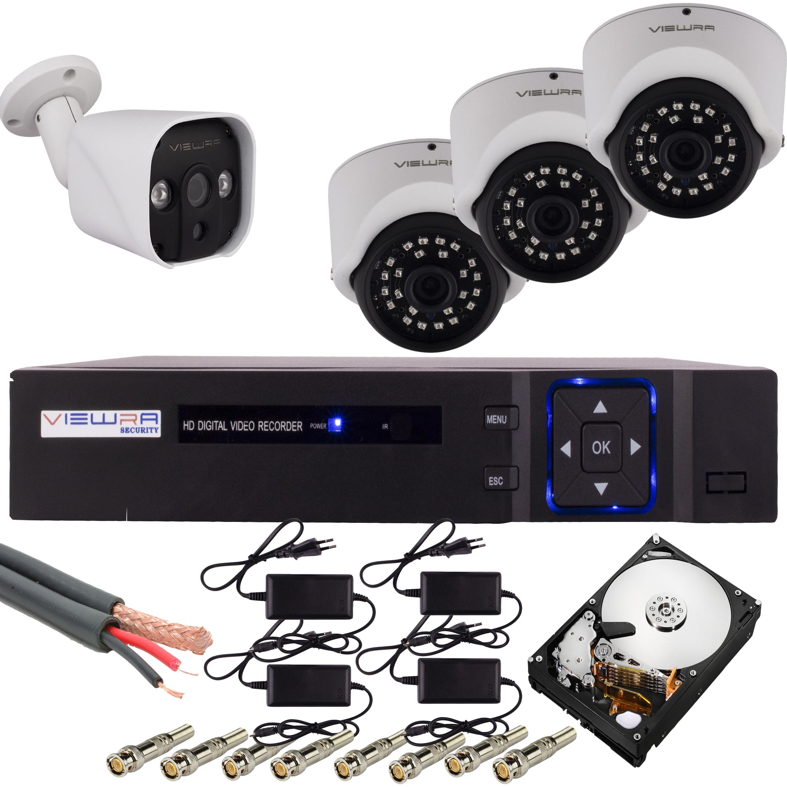 بررسی و خرید [با تخفیف]                                     سیستم امنیتی ویورا مدل VG-950-1-901-3-HDD                             اورجینال