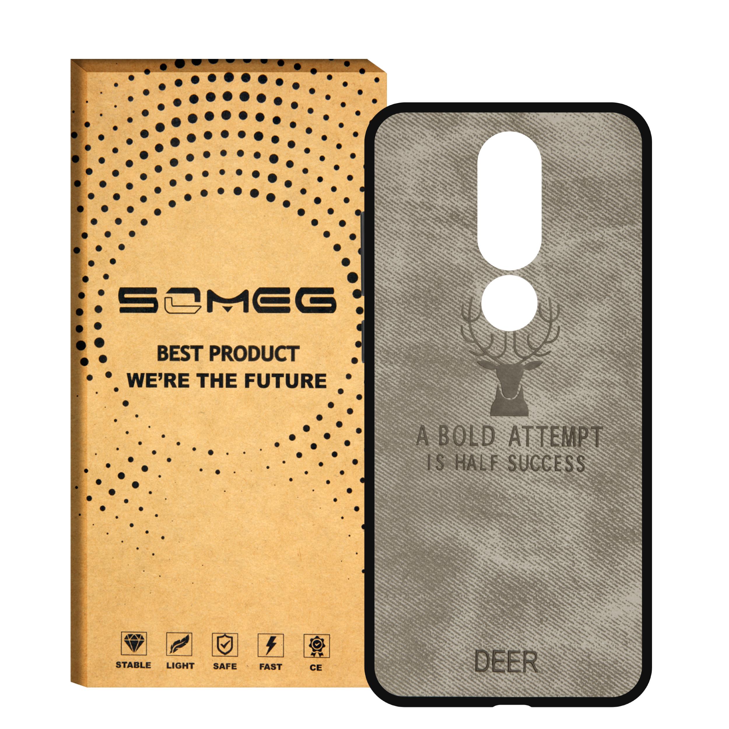 کاور سومگ مدل SMG-Der02 مناسب گوشی موبایل نوکیا 6.1 plus              ( قیمت و خرید)