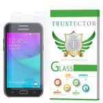 محافظ صفحه نمایش تراستکتور مدل GLS مناسب برای گوشی موبایل سامسونگ Galaxy J1 2015 بسته 2 عددی