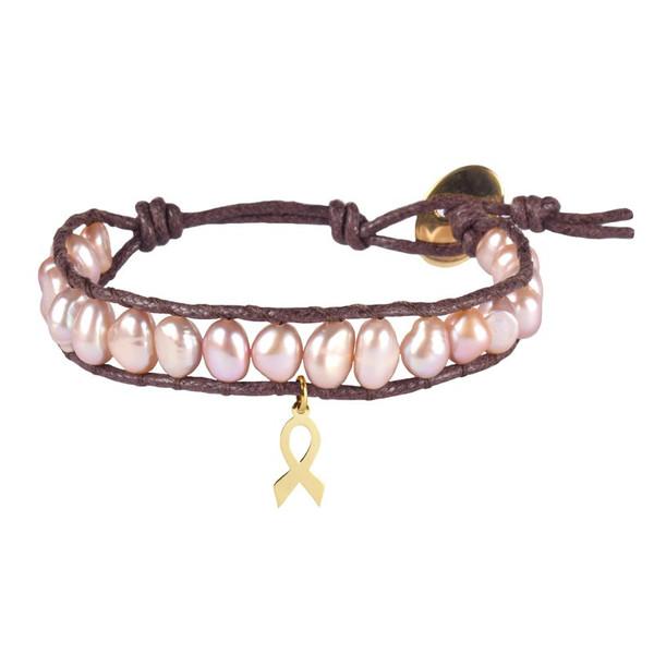 دستبند طلا 18 عیار زنانه درگون جولری مدل WO8