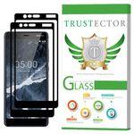 محافظ صفحه نمایش تراستکتور مدل GSS مناسب برای گوشی موبایل نوکیا 2018 5.1 بسته 2 عددی