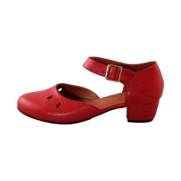 کفش زنانه شهر چرم مدل 7-t441