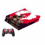 برچسب پلی استیشن 4 پلی اینفینی مدل God of War 03