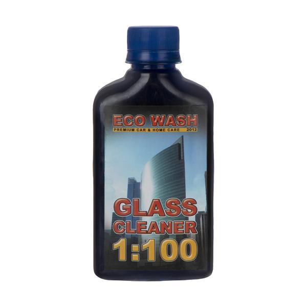 مایع شیشه پاک کن و ضد بخار اکو واش اکو واش مدل 110598 حجم 250 میلی لیتر