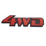 آرم خودرو طرح 4WD مدل Ad52