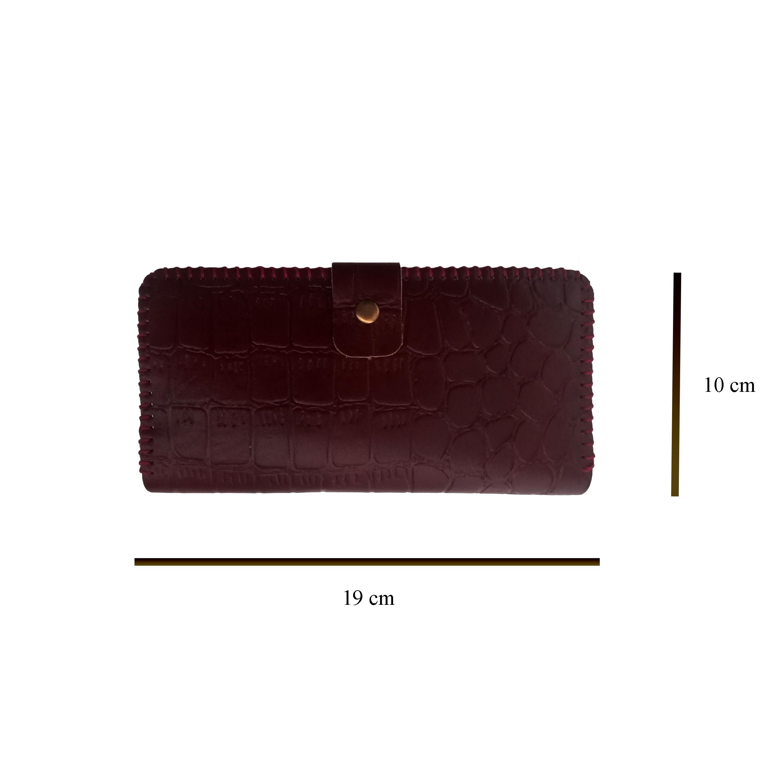 کیف پول چرمی کد MRK13