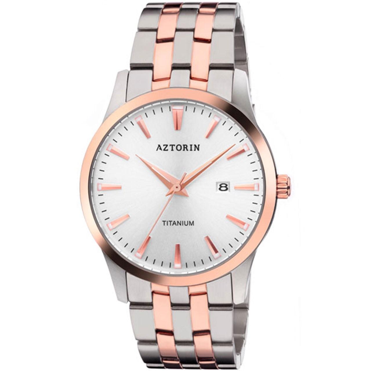 ساعت مچی عقربه ای مردانه ازتورین مدل A045.G189