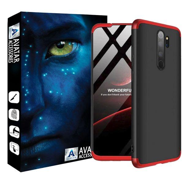 مشخصات قیمت و خرید کاور 360 درجه آواتار مدل Gk Xrn8p 2 مناسب برای گوشی موبایل شیائومی Redmi Note 8 Pro دیجی کالا