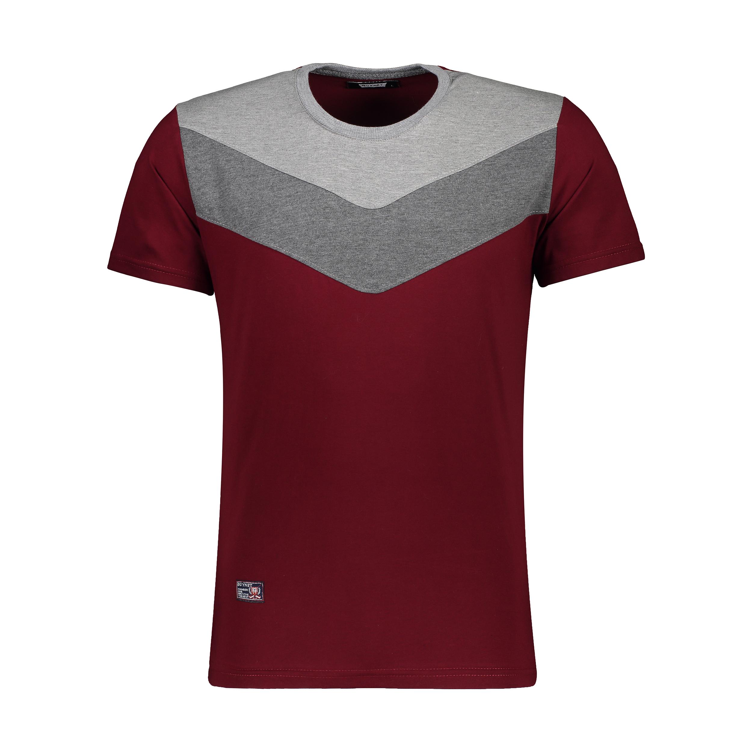 تی شرت آستین کوتاه مردانه بای نت کد ۳۵۹-۲