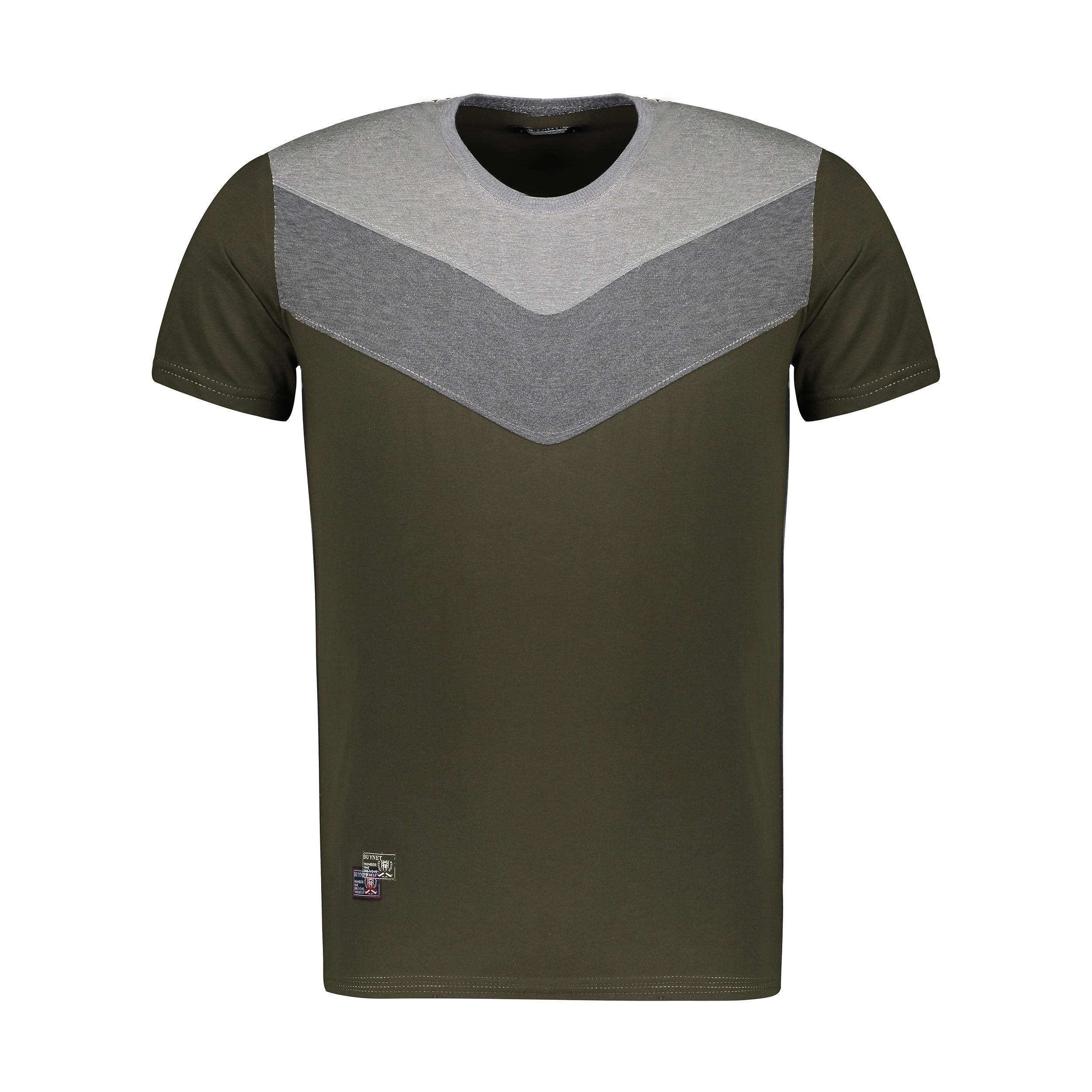 تی شرت آستین کوتاه مردانه باینت کد 359-3