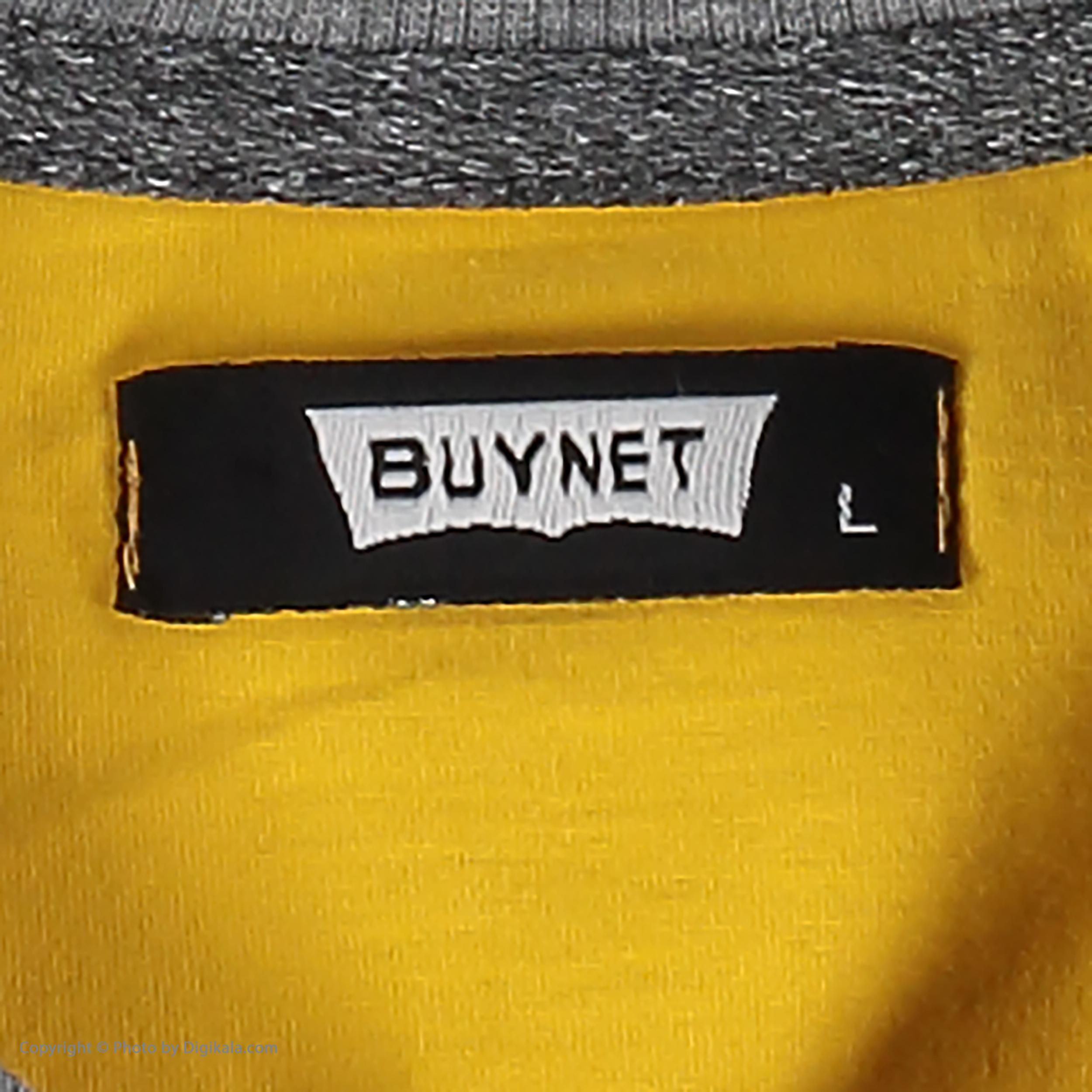 تی شرت آستین کوتاه مردانه بای نت کد 359-4