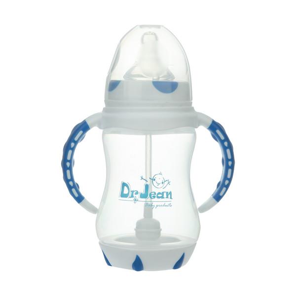 شیشه شیر دکترجین مدل B34 ظرفیت 240 میلی لیتر