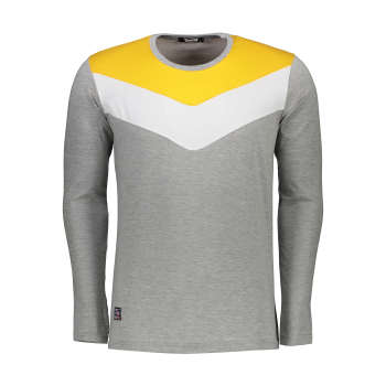 تی شرت آستین بلند مردانه بای نت کد 360-5
