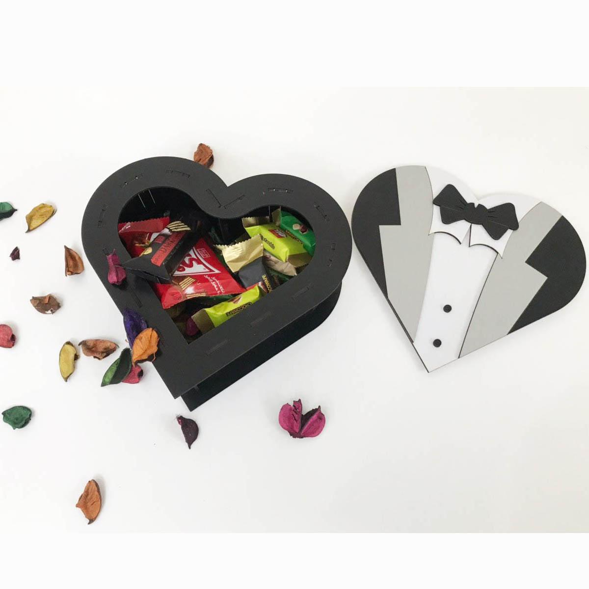 خرید                      جعبه هدیه مدل Mr. LOVE