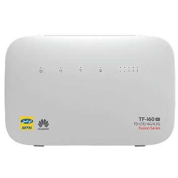 تصویر مودم 4G/TD-LTE ایرانسل مدل TF-i60 H1 Irancell TF-i60 H1 4G/TD-LTE Modem
