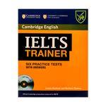 کتاب Cambridge English IELTS TRAINER Six Practice Tests with Answers اثر جمعی از نویسندگان انتشارات جنگل