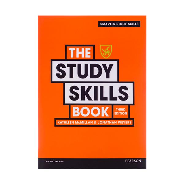 کتاب The Study Skills book Third Edition اثر Jonathan Weyers & Kathleen McMimllan انتشارات جنگل