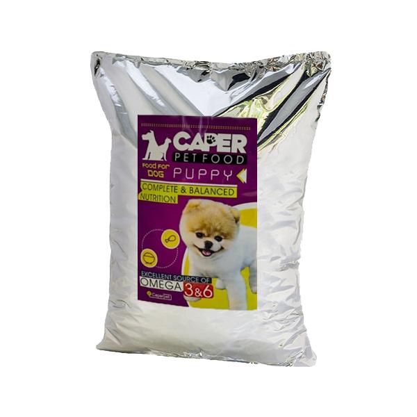 خرید                      غذای خشک سگ کاپر کد puppy31 وزن 8 کیلوگرم