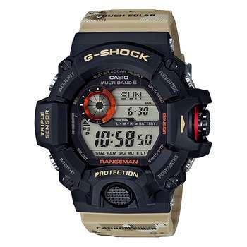 ساعت مچی دیجیتال مردانه کاسیو مدل جی شاک کد GW-9400DCJ-1ADR