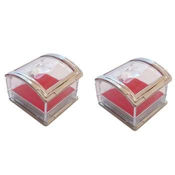 جعبه جواهرات طرحصندوقچه کد NG9028 بسته 2 عددی