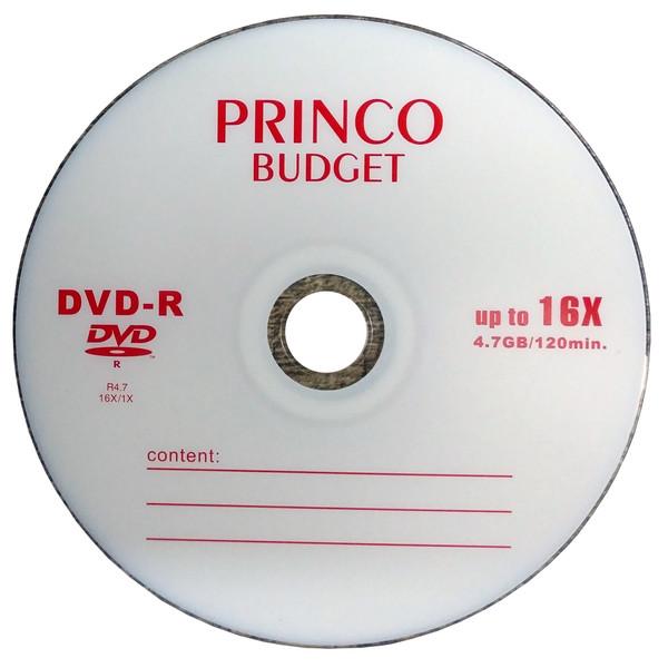 دی وی دی خام پرینکو کد 100 بسته 2 عددی
