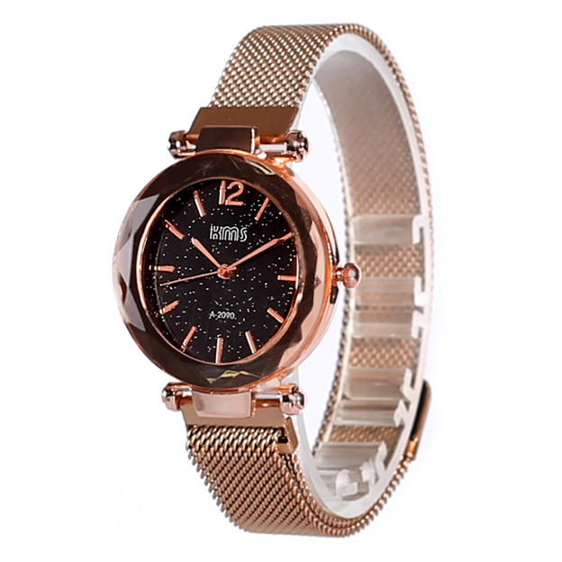 ساعت مچی عقربه ای زنانه کی ام اس مدل K 2066 - RZ