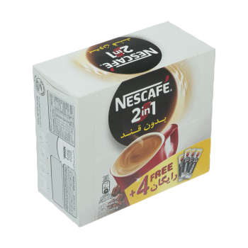 پودر قهوه فوری مدل 1 × 2 نسکافه بسته 24 عددی