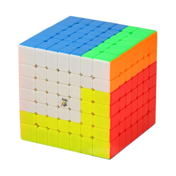 مکعب روبیک طرح لیتل مجیک کد 6019