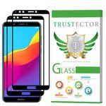 محافظ صفحه نمایش تراستکتور مدل GSS مناسب برای گوشی موبایل هوآوی Y7 Pro 2018 بسته 2 عددی