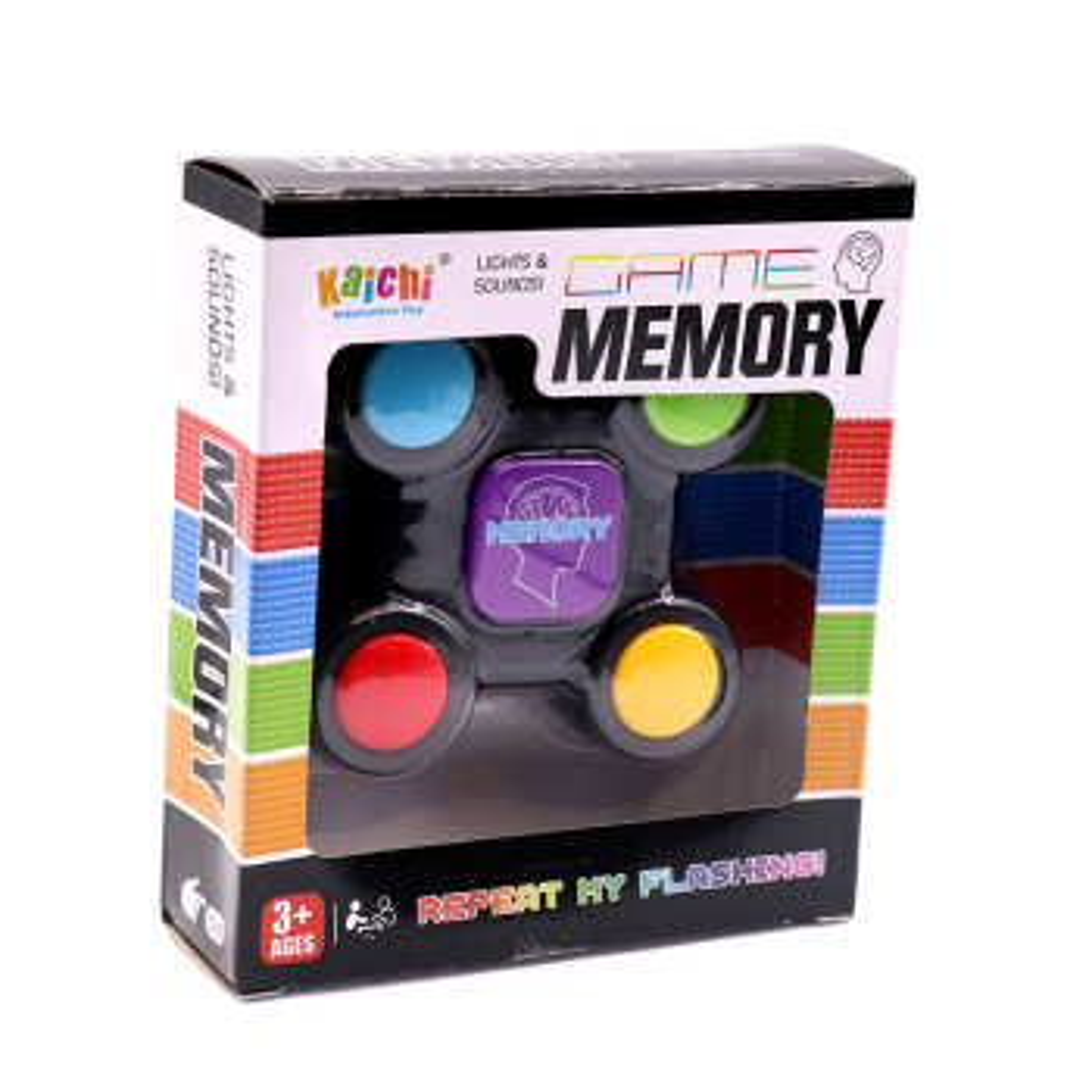 بازی فکری کایچی مدل مموری گیم کد 8300