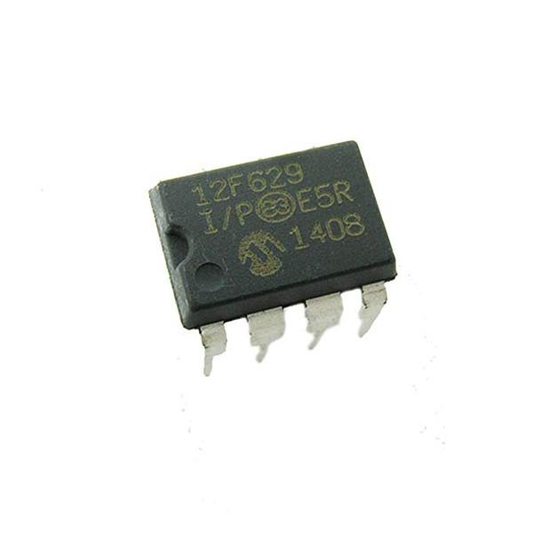 میکروکنترلر مدل PIC12F629 بسته 5 عددی