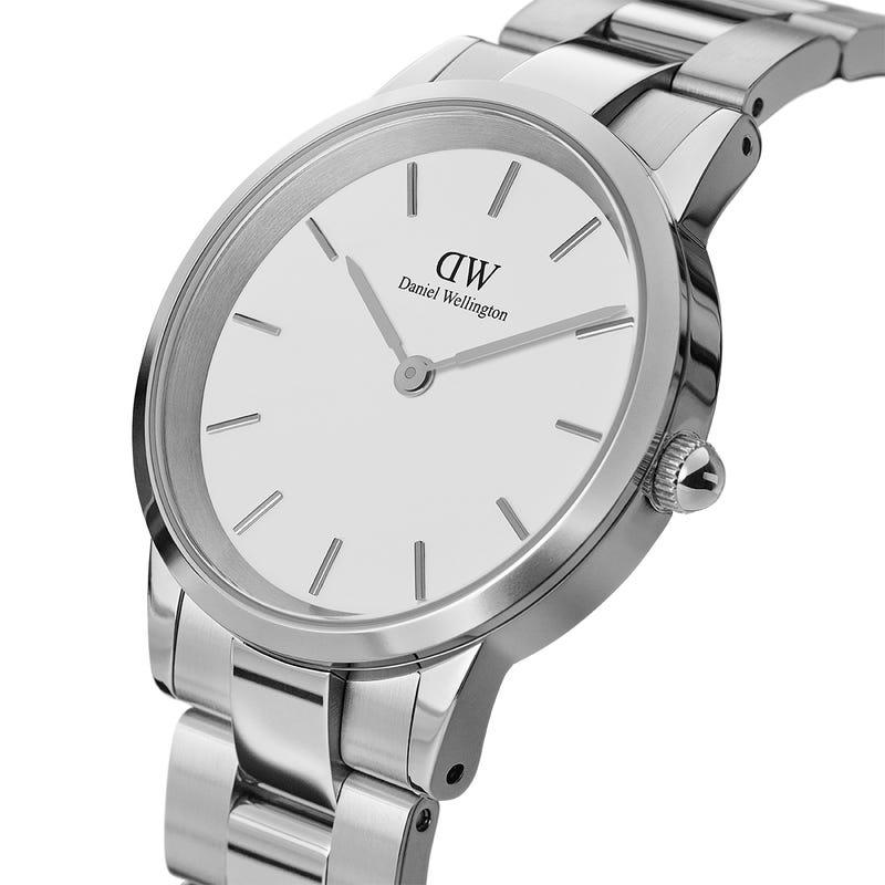 ساعت مچی عقربه ای زنانه دنیل ولینگتون  مدل DW00100207              خرید (⭐️⭐️⭐️)