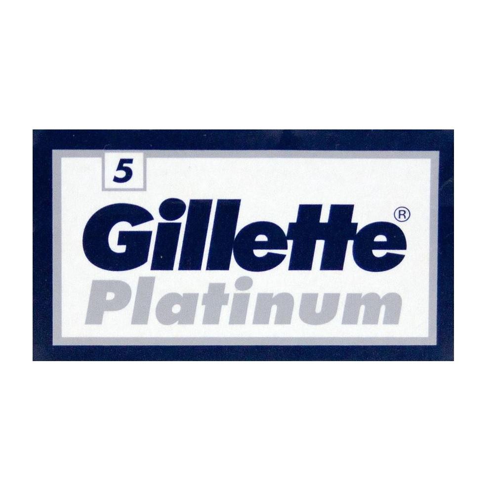 خرید                      تیغ یدک اصلاح ژیلت مدل Platinum مجموعه 4 عددی              ✅