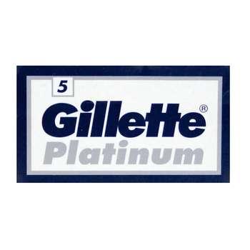 تیغ یدک اصلاح ژیلت مدل Platinum مجموعه 4 عددی