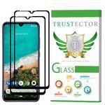 محافظ صفحه نمایش تراستکتور مدل GSS مناسب برای گوشی موبایل شیائومی Mi CC9e  بسته 2 عددی
