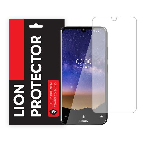 محافظ صفحه نمایش شیلد مدل Lion GLS مناسب برای گوشی موبایل نوکیا 2.2