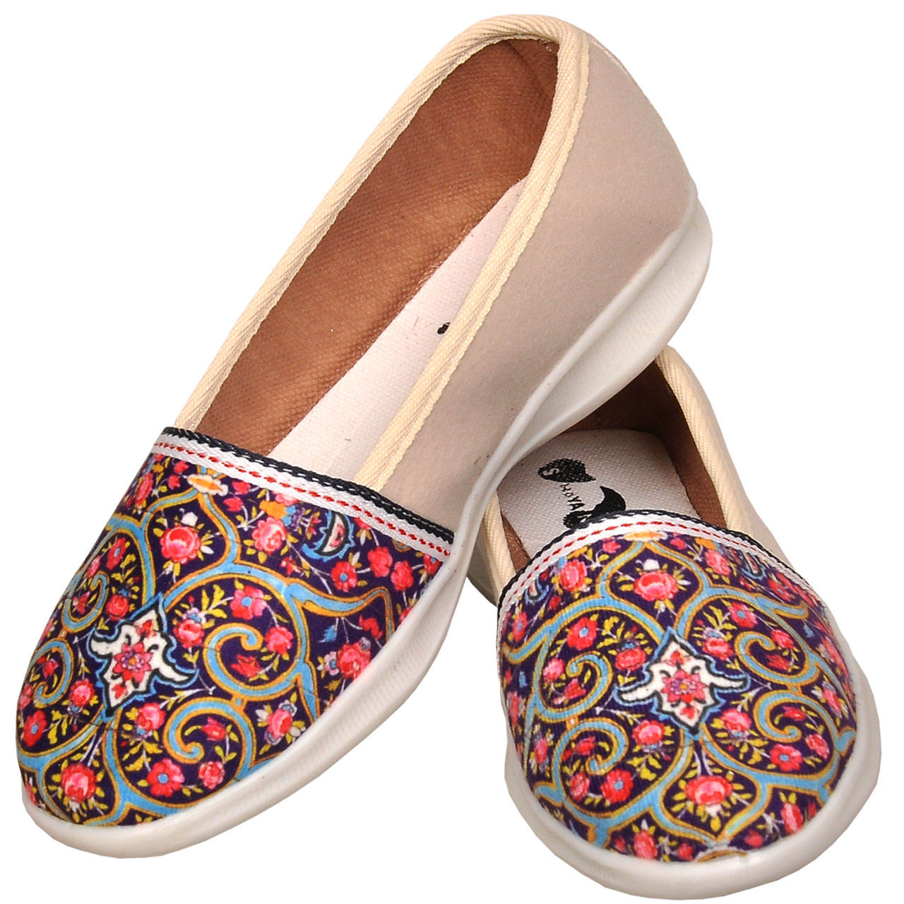 ست کیف و کفش زنانه طرح سنتی کد sg805 main 1 1