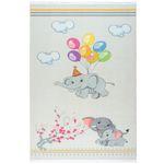 فرش ماشینی محتشم طرح کودک کد 100254