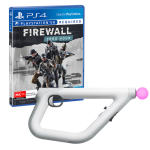 باندل تفنگ واقعیت مجازی سونی مدل 2020 PlayStation VR Aim Controller firewall