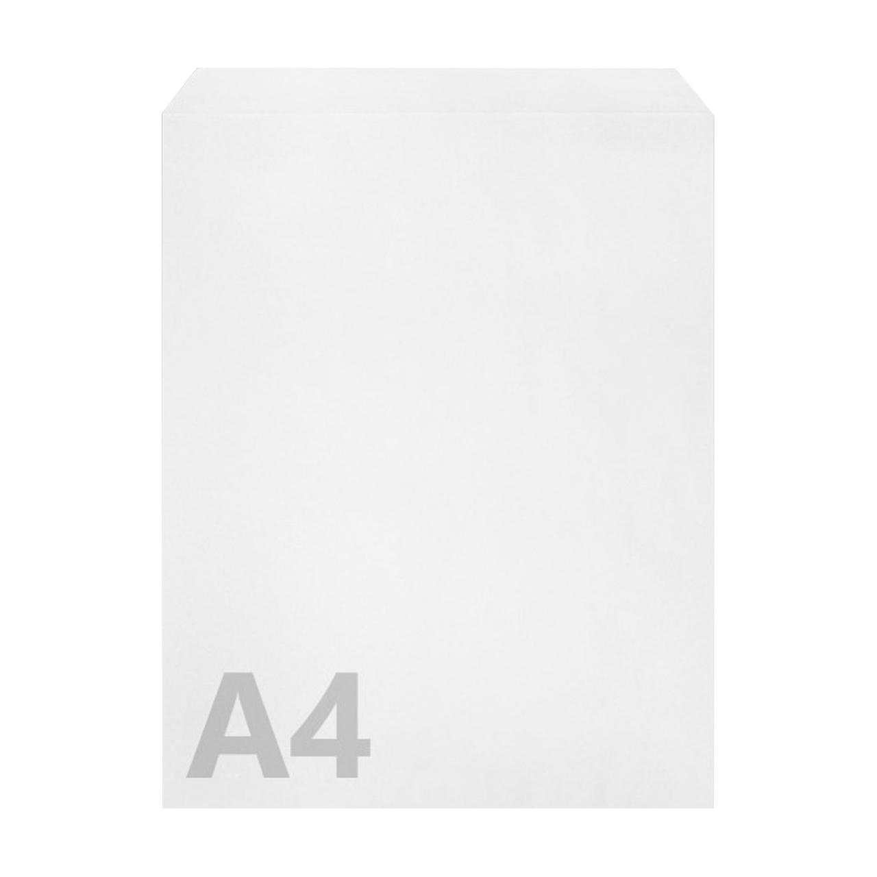 پاکت مدل WA410  سایز A4  بسته 10 عددی