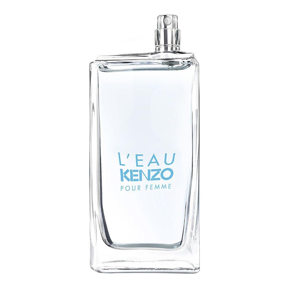 تستر ادو تویلت زنانه کنزو مدل LEau Kenzo حجم 100 میلی لیتر