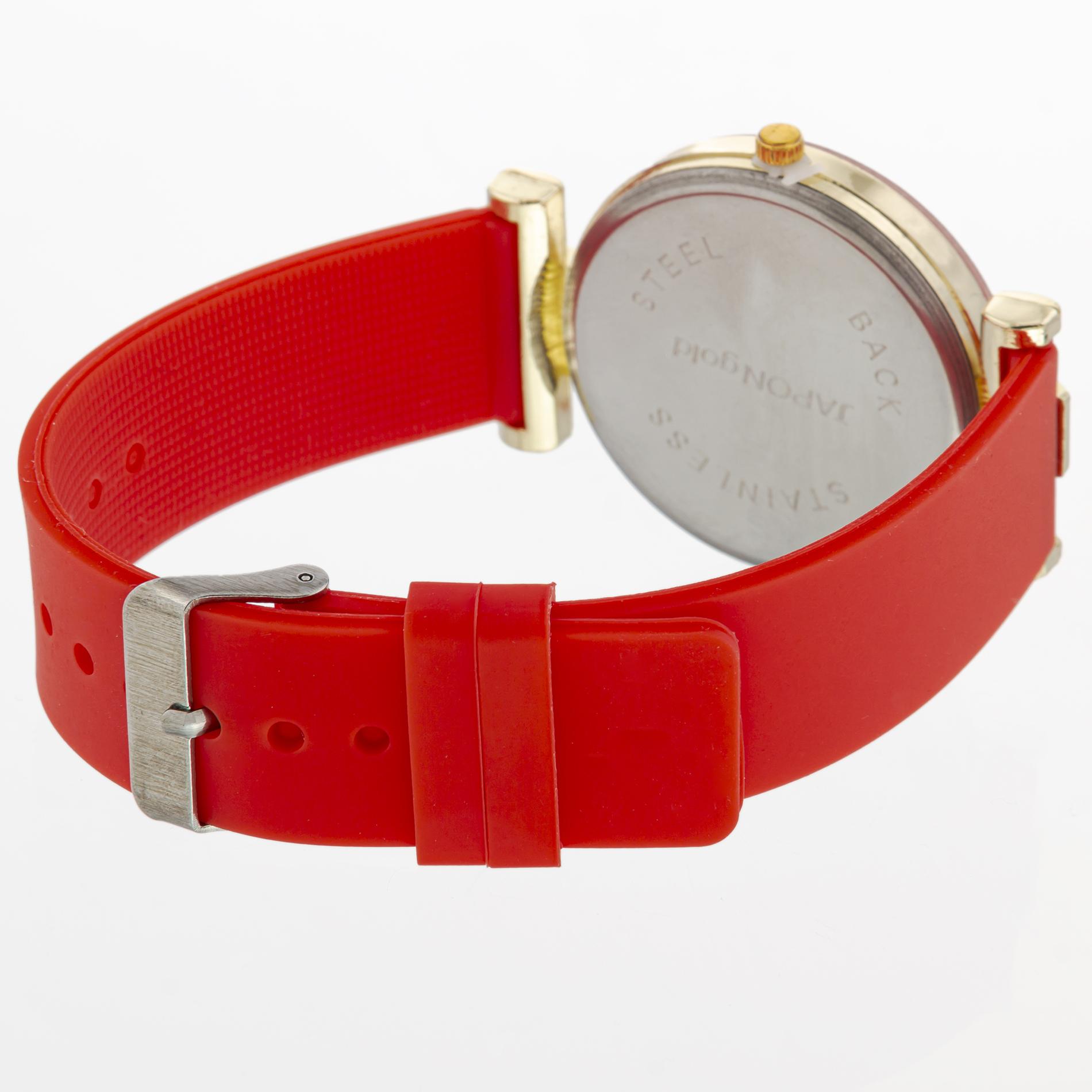 ساعت مچی عقربه ای زنانه ژاپن گلد مدل 022